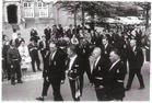 Zonnebeke: Inhuldiging Paul Priem