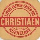 Koekelare: bierviltje van brouwerij Christiaen