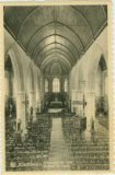 Elverdinge: binnenzicht kerk