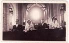 Langemark: huwelijk van de zusters Marichal