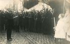Lo: inhuldiging E.H. Vandromme op 8 december 1926