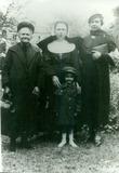 Kortemark: 3 generaties van de familie Vandewalle
