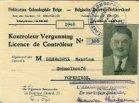 Poperinge: controleur Belgische Duivenliefhebbersbond