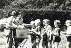 Oostduinkerke: Poperingse scouts, welpenkamp