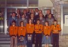 Ieper: RYSC  groepsfoto na algemene vergadering 1976