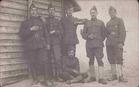 Koksijde: de bewakers van het kamp Jeanniot tijdens de Eerste Wereldoorlog