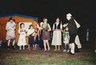 Aalter: chiro van Hollebeke maakt muziek op kamp