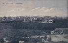 Koksijde: zicht vanop de Hoge Blekker in de richting van de zee
