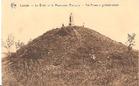 Koksijde: verdwenen monument voor de Franse gesneuvelden