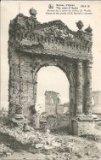 Ieper: kloosterpoort vernield