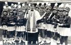 Reningelst: aanstelling pastoor Jan Vandeweghe