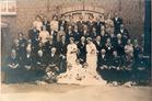 Kortemark: dubbel huwelijksfeest