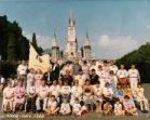 Lourdes (Frankrijk): Watounaars op bedevaart