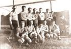 Zonnebeke: voetbalelftal 1938