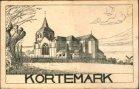 Kortemark: de oude Sint-Bartholomeuskerk