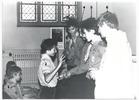 Poperinge: scouts, groepsmis met belofteaflegging
