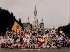 Lourdes (Frankrijk): verenigingen Watou op bedevaart
