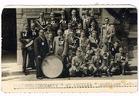 Beselare:muziekmaatschappij Sint Cecilia 1950