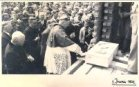 Ieper: VTI Eerste steenlegging 1954