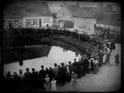 Lo viswedstrijd in Vateput voor de Eerste Wereldoorlog