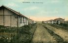 Woumen: nieuw dorp, heropbouw na Eerste Wereldoorlog
