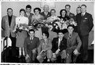Ieper: RYSC huldigt  districtkampioenen 1952