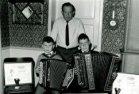 Jonkershove: flinke jeugdige accordeonisten