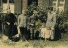 De Klijte: familiefoto in kleur