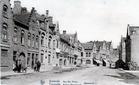 Diksmuide: Wereldoorlog I: heropbouw: Koning Albertstraat