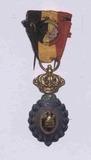Koksijde: uitreiking van de Medaille van de Laureaat van de Arbeid aan de IJslandvaarders