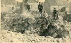 Diksmuide: Bloemmolens : oorlogssite (1922)