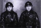 Koksijde: brandweermannen van het eerste uur, Maurits Faucon en Marcel Vanbillemont