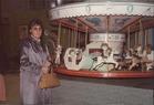 Izenberge: paardenmolen in museum Bachten de Kupe
