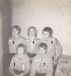 Poperinge: scouts, patrouille van de jaguars
