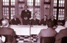 Veurne: vergadering van politiekers