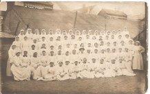 De Panne: personeel L'Océan tijdens Eerste Wereldoorlog