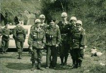 Armentières (Frankrijk): Rode Kruis-oefening afdeling Roesbrugge-Haringe