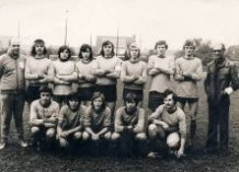 Woudsport Houthulst 1976