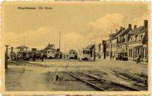Oostvleteren: tramhalte
