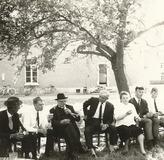 Lissewege: bezoek op het kamp van de chiro van Hollebeke