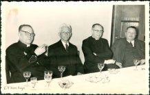 Kortemark: Zusters van Liefde hebben vier geëerde gasten aan tafel