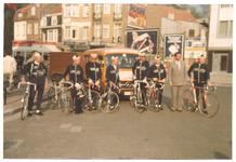 De Panne: wielerclub De Pannetrappers trekt voor het eerst naar Lourdes