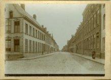 Poperinge: Boeschepestraat anno 1904