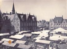 Nieuwpoort-Stad: Marktdag