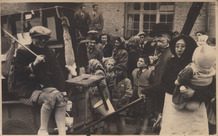 Oostduinkerke: carnavalstoet eind jaren 1950