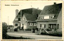Houthulst: de Poelkapellestraat in de jaren zestig.