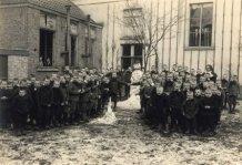 Klerken: schoolfoto Sint-Andries