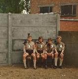 Poperinge: scouts, patrouille van de vossen