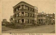 De Panne: Villa's van architect Louis Legein in de Nieuwpoortlaan