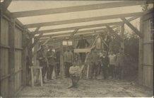 Langemark: Duitse militairen Eerste Wereldoorlog